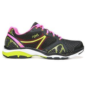 ライカ Ryka レディース シューズ・靴 フィットネス・トレーニング Vida RZX Training Shoe Black/Pink|fermart-shoes