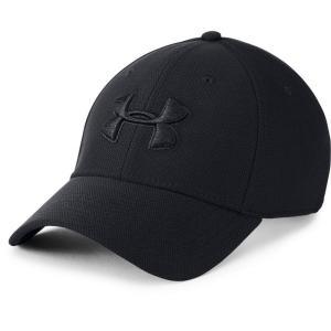 アンダーアーマー Under Armour メンズ キャップ 帽子 Blitzing 3.0 Cap Black/Black|fermart-shoes