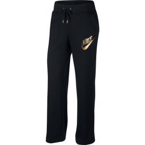ナイキ Nike レディース スウェット・ジャージ ボトムス・パンツ Sportswear Metallic Sweatpant Black|fermart-shoes