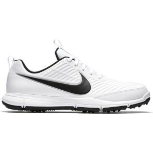 ナイキ Nike メンズ シューズ・靴 ゴルフ Explorer 2 Golf Shoe White/Silver fermart-shoes