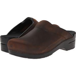 ダンスコ Dansko メンズ シューズ・靴 Karl Antique Brown/Black Sole fermart-shoes