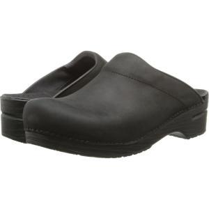 ダンスコ メンズ クロッグ シューズ・靴 Karl Black Oiled fermart-shoes
