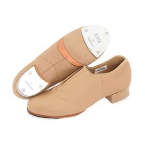 ブロック レディース スリッポン・フラット シューズ・靴 Tap-Flex Slip On Tan|fermart-shoes