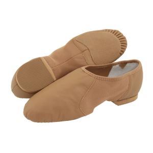 ブロック レディース スリッポン・フラット シューズ・靴 Neo-Flex Slip On Tan|fermart-shoes