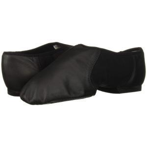 ブロック レディース スリッポン・フラット シューズ・靴 Neo-Flex Slip On Black|fermart-shoes