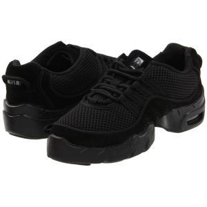 ブロック レディース スニーカー シューズ・靴 Boost DRT Mesh Sneaker Black|fermart-shoes