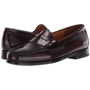 コールハーン メンズ ローファー シューズ・靴 Pinch Penny Burgundy|fermart-shoes