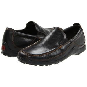 コールハーン メンズ ローファー シューズ・靴 Tucker Venetian Black|fermart-shoes