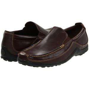 コールハーン メンズ ローファー シューズ・靴 Tucker Venetian French Roast fermart-shoes