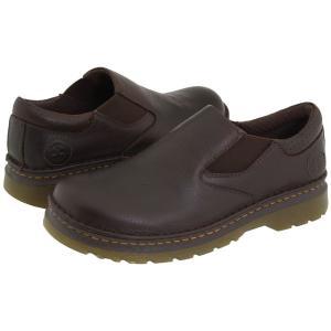 ドクターマーチン メンズ ローファー シューズ・靴 Orson Dark Brown Overdrive|fermart-shoes