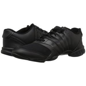 ブロック レディース スニーカー シューズ・靴 Dance Sneaker Black|fermart-shoes