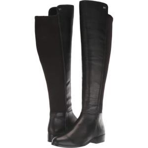 マイケル コース MICHAEL Michael Kors レディース ブーツ シューズ・靴 Bromley Flat Boot Black Nappa/Sensitive Stretch fermart-shoes