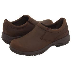 ダンスコ メンズ ローファー シューズ・靴 Wynn Brown Distressed Leather fermart-shoes