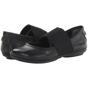 カンペール レディース スリッポン・フラット シューズ・靴 Right Nina 21595 Black 2|fermart-shoes