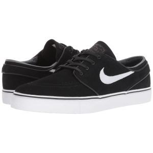 ナイキ Nike SB メンズ スニーカー シューズ・靴 Zoom Stefan Janoski - Suede Black/White/Thunder Grey/Gum Light Brown|fermart-shoes