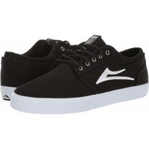 ラカイ Lakai メンズ シューズ・靴 Griffin Black Canvas|fermart-shoes