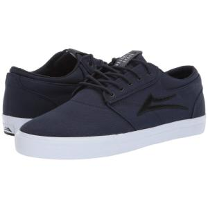 ラカイ Lakai メンズ スニーカー シューズ・靴 Griffin Navy Textile|fermart-shoes