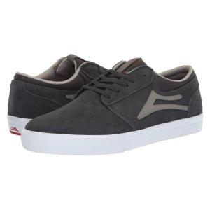ラカイ Lakai メンズ シューズ・靴 Griffin Charcoal Suede|fermart-shoes