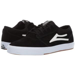 ラカイ Lakai メンズ シューズ・靴 Griffin Black Suede 4|fermart-shoes