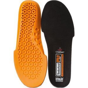 ティンバーランド メンズ インソール・靴関連用品 シューズ・靴 Anti-Fatigue Technology Insole Orange fermart-shoes