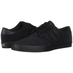 アディダス adidas Skateboarding メンズ スニーカー シューズ・靴 Seeley Core Black/Core Black/Core Black fermart-shoes