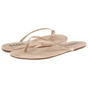 ティキーズ レディース サンダル・ミュール シューズ・靴 Glitters Pink Pearl|fermart-shoes