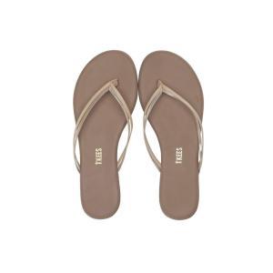 ティキーズ レディース ビーチサンダル シューズ・靴 Flip-Flop-Duos Oyster Shell|fermart-shoes