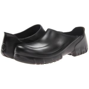 ビルケンシュトック メンズ クロッグ シューズ・靴 A-630 Alpro by Birkenstock Black fermart-shoes