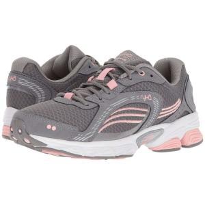 ライカ レディース スニーカー シューズ・靴 Ultimate Frost Grey/English Rose/Chrome Silver|fermart-shoes