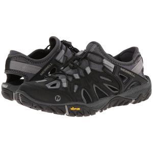 メレル メンズ サンダル シューズ・靴 All Out Blaze Sieve Black/Wild Dove|fermart-shoes