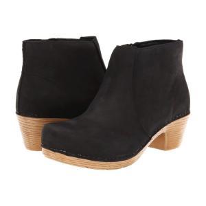 ダンスコ レディース ブーツ シューズ・靴 Maria Black Milled Nubuck fermart-shoes