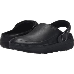 フィットフロップ レディース サンダル・ミュール シューズ・靴 Gogh' Pro Superlight Black|fermart-shoes