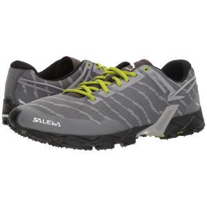 サレワ メンズ スニーカー シューズ・靴 Lite Train Quiet Shade/Cactus|fermart-shoes