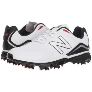 ニューバランス New Balance Golf メンズ シューズ・靴 ゴルフ NBG3001 White/Black fermart-shoes