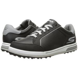 スケッチャーズ メンズ シューズ・靴 ゴルフ Go Drive 2 Black/White|fermart-shoes