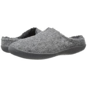 トムズ メンズ スリッパ シューズ・靴 Berkeley Slipper Grey Slub Textile|fermart-shoes