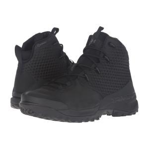アンダーアーマー メンズ シューズ・靴 ハイキング・登山 UA Infil Hike GTX Black/Black|fermart-shoes