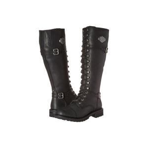 ハーレーダビッドソン レディース ブーツ シューズ・靴 Beechwood Black|fermart-shoes