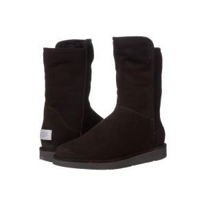 アグ UGG レディース ブーツ シューズ・靴 Abree Short Nero|fermart-shoes