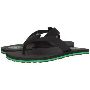 イボルブ メンズ サンダル シューズ・靴 Slack Black|fermart-shoes