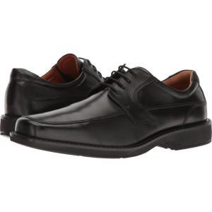 エコー メンズ 革靴・ビジネスシューズ シューズ・靴 Seattle Tie Black Cow Leather|fermart-shoes