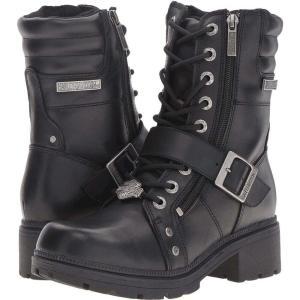 ハーレーダビッドソン レディース ブーツ シューズ・靴 Talley Ridge Black|fermart-shoes