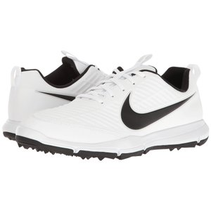 ナイキ メンズ シューズ・靴 ゴルフ Explorer 2 White/White/Pure Platinum/Metallic Silver|fermart-shoes