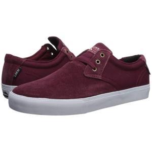 ラカイ Lakai メンズ スニーカー シューズ・靴 Daly Burgundy Suede|fermart-shoes