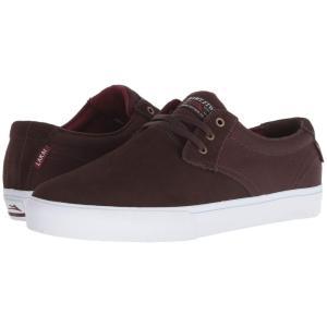 ラカイ Lakai メンズ スニーカー シューズ・靴 Daly Chocolate Suede|fermart-shoes