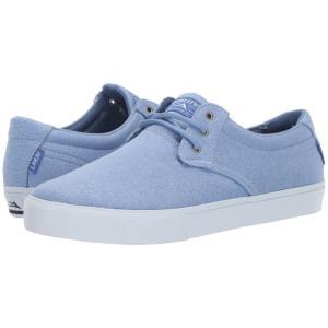 ラカイ Lakai メンズ スニーカー シューズ・靴 Daly Blue Textile|fermart-shoes
