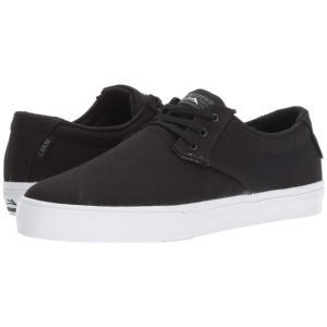 ラカイ Lakai メンズ シューズ・靴 Daly Black/Grey Canvas|fermart-shoes