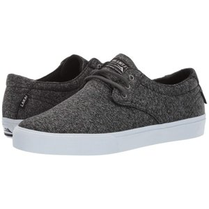 ラカイ Lakai メンズ スニーカー シューズ・靴 Daly Black Textile 1|fermart-shoes