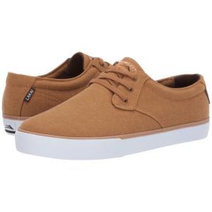 ラカイ Lakai メンズ スニーカー シューズ・靴 Daly Tabacco Textile|fermart-shoes