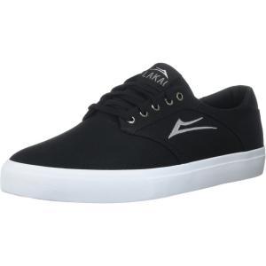 ラカイ メンズ スニーカー シューズ・靴 Porter Black Canvas 2|fermart-shoes